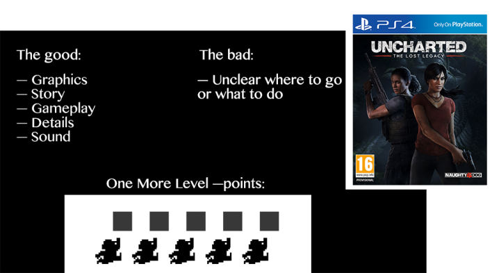 uncharted review