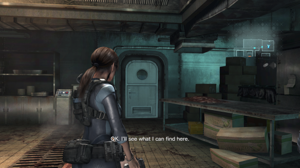 Resident Evil Revelations (PS4 Pro) review   One More Level