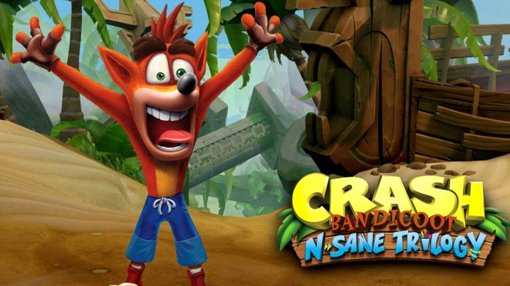 Crash Bandicoot N Sane Trilogy Review