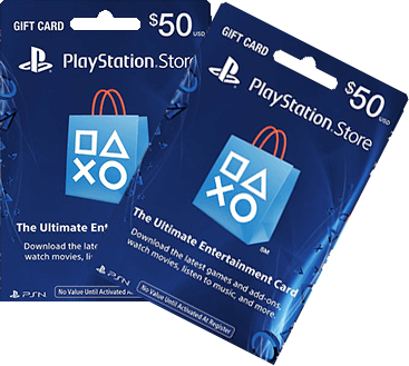 $50 PSN Cards giveaway | One More Level