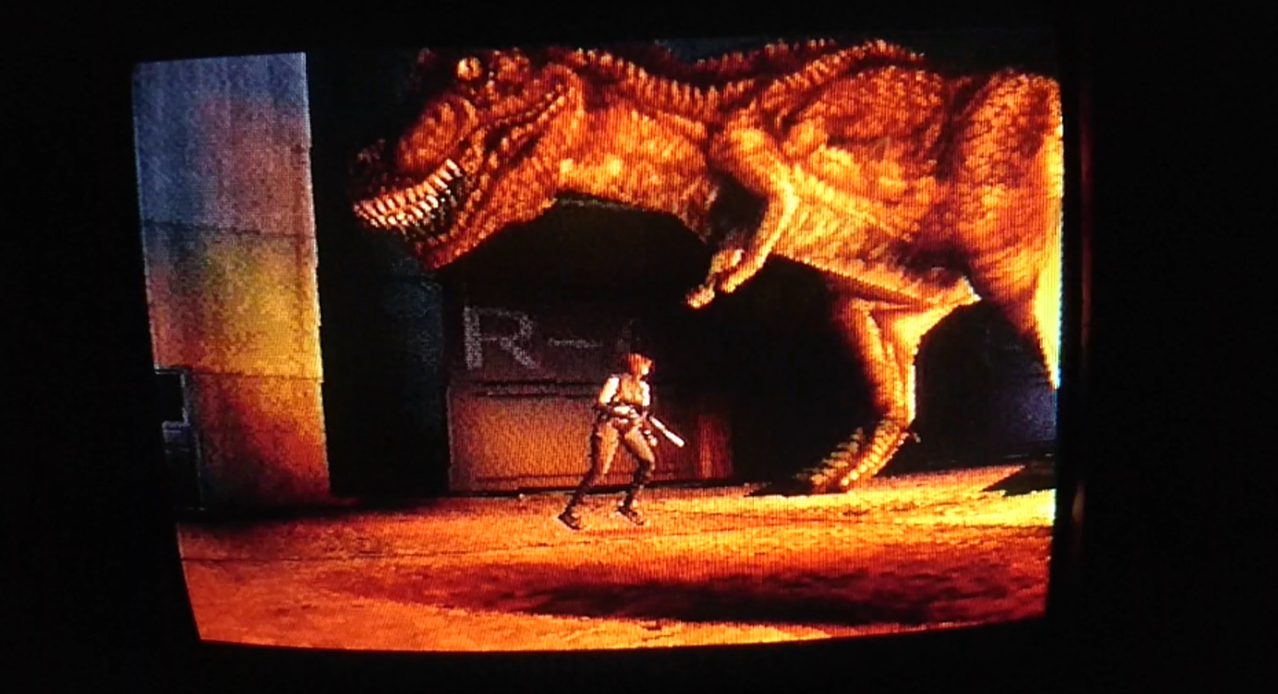 Dino Crisis (PS) review   One More Level