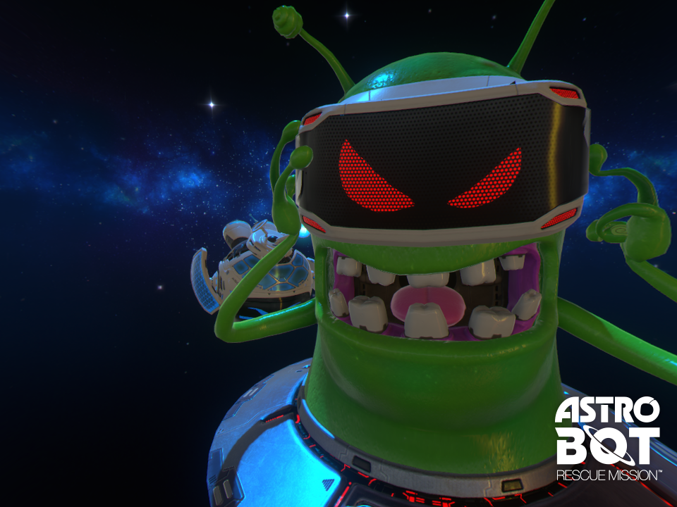 Astro Bot Rescue Mission (PSVR/Pro) review   One More Level
