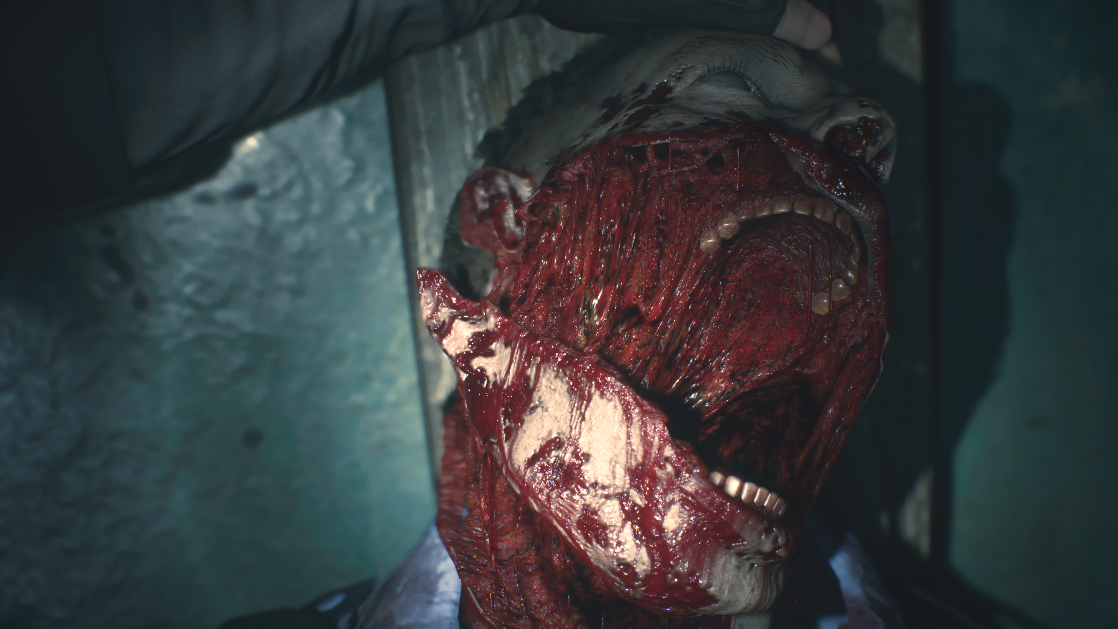 Resident Evil 2 Ps4 Pro Demo Review Game Over Phlease