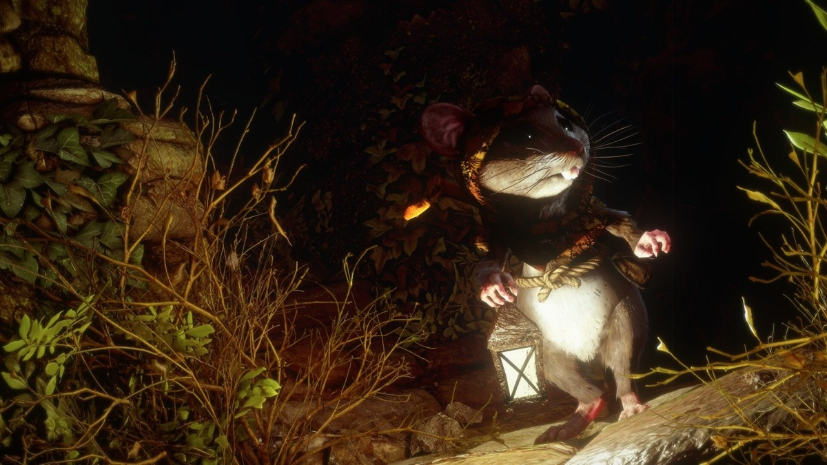 Ghost of a Tale (PS4 Pro) review