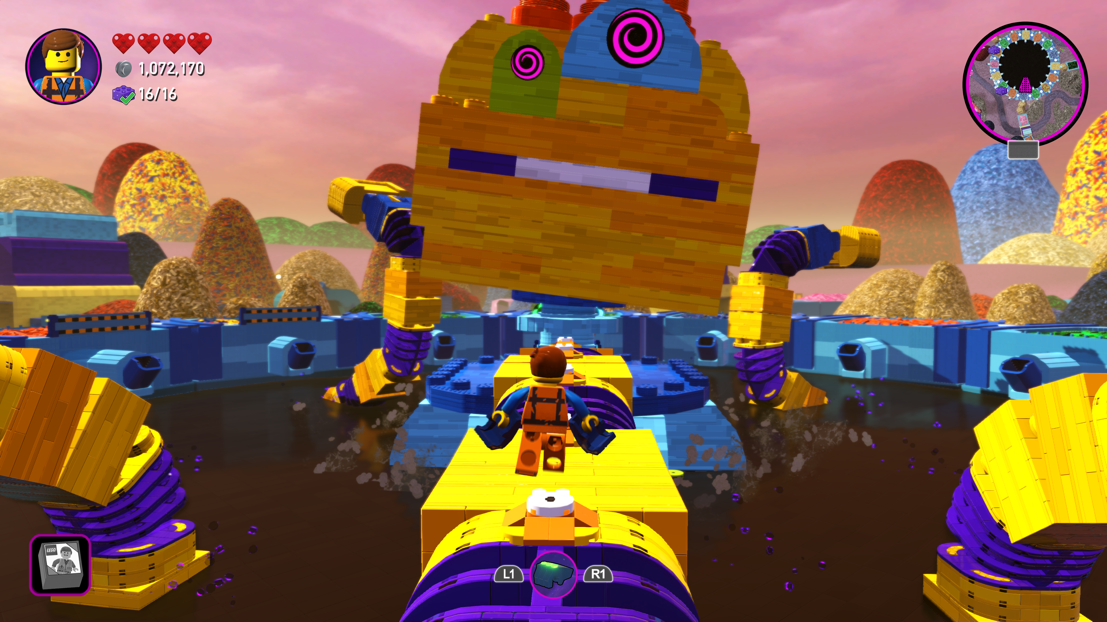 The Lego Movie 2 Videogame Ps4 Pro Review One More Level